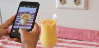 Hot Summer Drink Mango Lassi By GGF