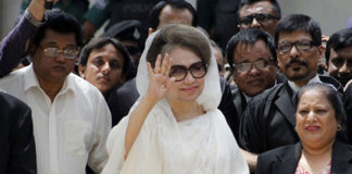 Khaleda Zia on Friday urged the government to take immediate steps to check the spread of Chikungunya