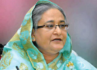 "Awami League has now been turned into a ""symbol of confidence and support - Sheikh Hasina"