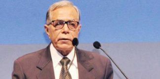 Trade between Bangladesh and Sri Lanka to be explored by taking joint-venture initiatives-President M Abdul Hamid