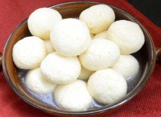রসে ভরা রসগোল্লা রেসিপি- জার্মান বাংলা কুক বুক