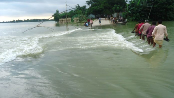 39 died in flood-related incidents in the affected areas in the last three days