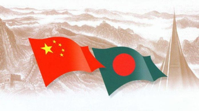 Dhaka-Beijing defence ties reach 'unprecedented heights'