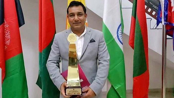 সার্ক চলচ্চিত্র উৎসবে সেরা চিত্রনাট্যের পুরস্কার পেল অজ্ঞাতনামা