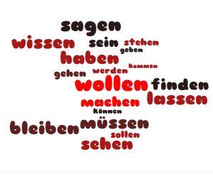 টপ ১০০টি german verbs